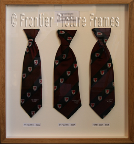 3D Object Framing | Fontier Picture Frames | Bath