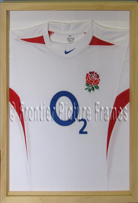 Sports Shirts Framing Frontier Picture Frames Bath Bristol